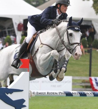 Darragh Kenny Is Great with Gatsby at American Gold Cup CSI4*-W