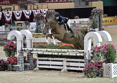 Stephanie Danhakl Sweeps Grand Amateur-Owner Champion Awards at Capital Challenge Horse Show
