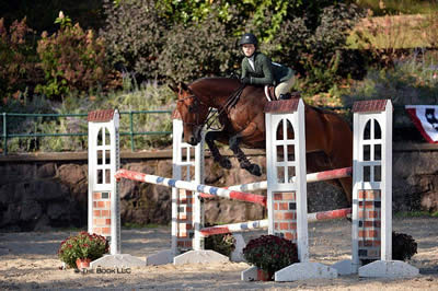 Farish Seizes First Day Lead at USEF Show Jumping Talent Search Finals East