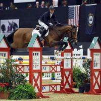 Kent Farrington and Waomi