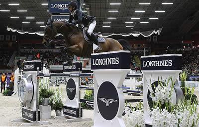 Guerdat Leads Swiss Victory Roll at Second Leg in Helsinki
