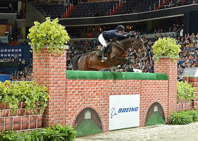 Springsteen Jumps Great Heights in $25,000 Puissance