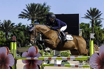 Debbie Stephens and FYI Win $25,000 Equestrian Sport Productions Fall III Grand Prix