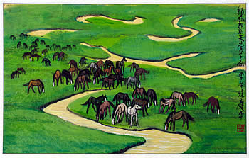 Celebrating the Year of the Horse in the Horse Capital of the World