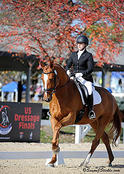 Ten More Champions Are Crowned on Final Day of US Dressage Finals