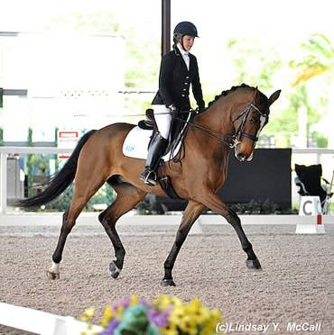 Para-Dressage Riders Peavy, Brimmer, and Jordan Finish a Successful 2014 Competition Year