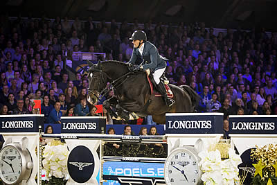 Qlassic Victory for Delestre at Longines Leg in Mechelen