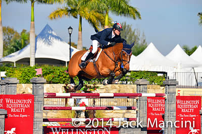 Ian Millar and Star Power Top $25,000 ESP Holiday II Grand Prix