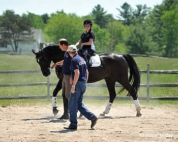 USEF High Performance Southeast Para Equestrian Dressage Symposium January 12-13, 2015