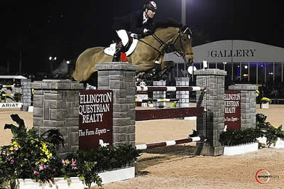 Ian Millar and Dixson Win $50,000 Wellington Equestrian Realty Grand Prix CSI 2*