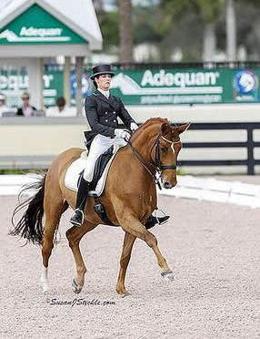 FEI Intermediaire 1 Freestyle & Paralympic Qualifications Highlight Final Day of AGDF Week 1