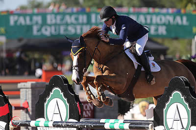 Conor Swail and Martha Louise Victorious in $34,000 Suncast 1.50m Championship Jumper Classic