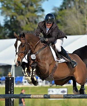 Aaron Vale, McLain Ward and Ian Millar Top $50,000 Equine Couture/TuffRider Grand Prix