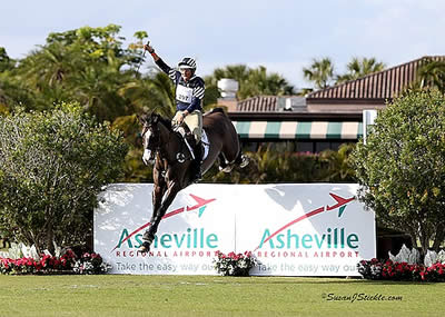 Boyd Martin & Trading Aces Take Home the Win in $50,000 Wellington Eventing Showcase