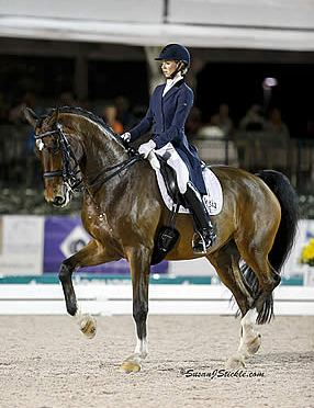 Graves and Verdades Amaze with a Top Score in AGDF 10 FEI Grand Prix