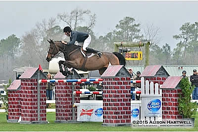 Andy Kocher and Heliante Win the $35,000 Budweiser Grand Prix