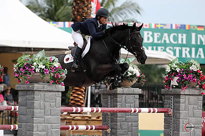 Madden and Cortes 'C' Repeat Victory in $50k Ruby et Violette WEF Challenge Cup Round 12
