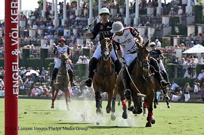 Audi Drives Off with USPA Piaget Gold Cup