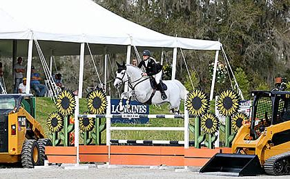 Kristen VanderVeen and Bull Run's Faustino de Tili Win $50,000 Ring Power Grand Prix