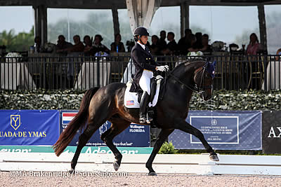 High Performance Dressage Riders Passionate about Brooke USA's Cause