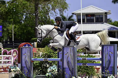 Alex Granato and Zenith Dance Win $30,000 Equestrian Sport Productions Spring 3 Grand Prix