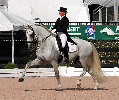 Interagro Lusitanos Celebrates Stellar Season at Adequan Global Dressage Festival