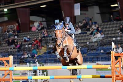 Brooke Kemper Claims Victory in $25,000 Rockbridge Grand Prix at Virginia Horse Center