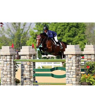 Todd Minikus and Quality Girl Win $25,000 Blue Grass Classic