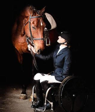 Horse Radio Network Features Para-Equestrians Cambry Kaylor and Lara Oles
