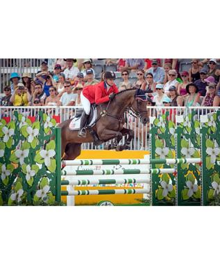 US Eventing Team Triumphs at 2015 Pan American Games, Qualifies US for 2016 Olympic Games
