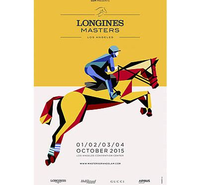 The Gucci Gold Cup Heads to US for 2nd Edition of Longines Masters of Los Angeles
