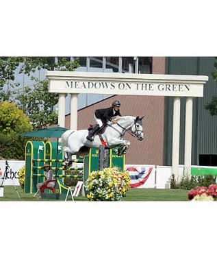 Richard Spooner and Chivas Z Win $85,000 ASHCOR Technologies Cup at Spruce Meadows