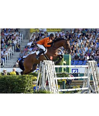 The Netherlands Win Team Competition at the FEI European Championships in Aachen