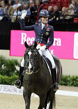 Dujardin and Other Decorated Riders Announced for US Open Dressage Competition in Central Park