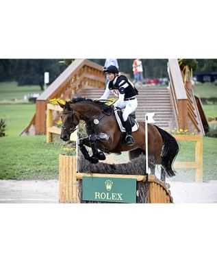 Ingrid Klimke Wins DHL CICO 3* Eventing Prize after Cross-Country Phase