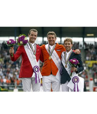 Dutch Double-Gold as Dubbeldam Does It Again