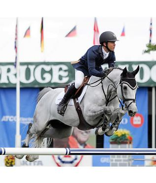 Kent Farrington and McLain Ward Win on Opening Day at Spruce Meadows 'Masters' Tournament