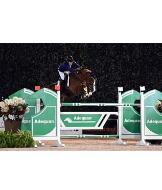 Conor Swail Pulls Off Repeat Victory in U.S. Open $40,000 FEI Speed