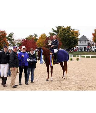 Davidson and Hagaman Win 2015 USEF One-Star Eventing National Championships