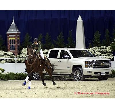 Washington Area Chevy Dealers Will Be in Winner's Circle at Washington International Horse Show