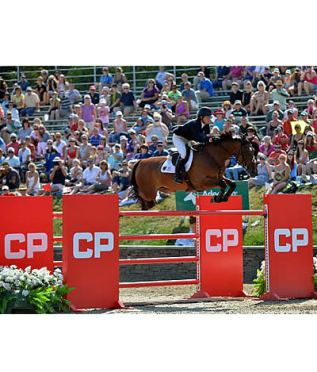 Flip to Ride TV and Watch Beezie Win the CP Million