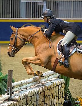 Erynn Ballard Wins $15,000 Braeburn Farms Hunter Derby