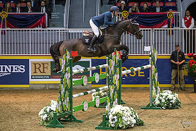 Daniel Bluman Opens International Division with a Win at 2015 Royal Horse Show