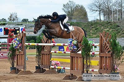 Campbell and Rocky W Win the $7,500 Nalley Toyota Stonecrest Open Welcome