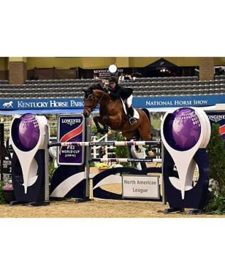 Deslauriers Captures Gold in Inaugural USEF U25 National Championship