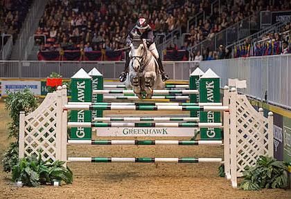 Jill Henselwood Claims Greenhawk Canadian Show Jumping Championship