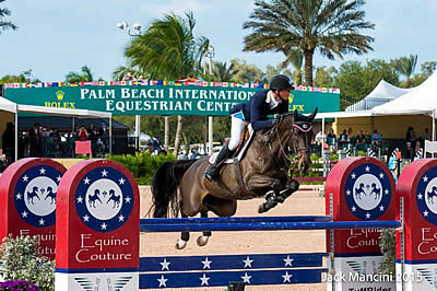 Laurenz Buhl and Calista Win $25k Brazilian Court Hotel Grand Prix at ESP Holiday III