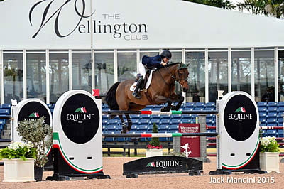 Kaitlin Campbell and Rocky W Triumph in $25,000 Equiline Holiday I Grand Prix
