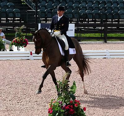 Parra and Piaffe Performance Ready for 2016 Dressage Season, Ranked among Nation's Finest