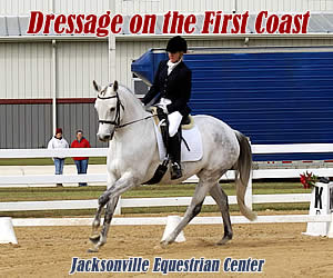 Dressage on the First Coast March 28 & 29, 2015